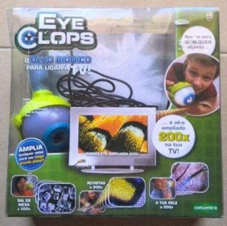 Microscópio Eye Clops - Olho Biónico