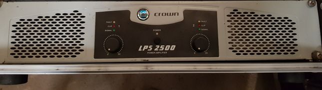 Końcowka mocy Crown lps2500