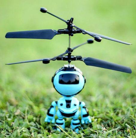 Летающий Робот Сенсорный На подарок мальчику супер