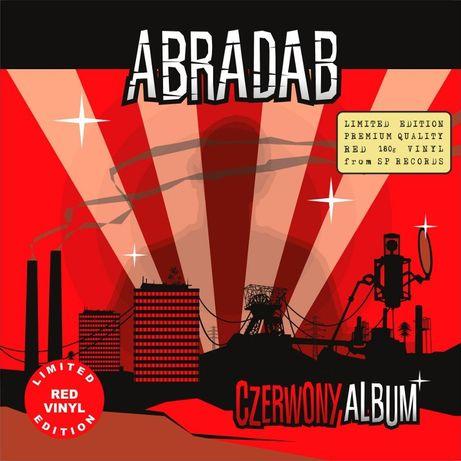 Abradab czerwony album LP vinyl nowa w folii 1/650 limited