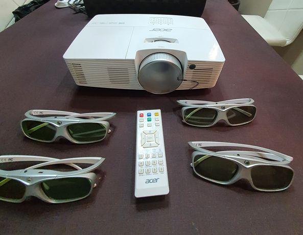 Projektor Acer 3D H6517BD