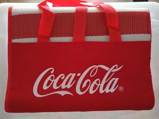 Toalha Resistente Coca-Cola