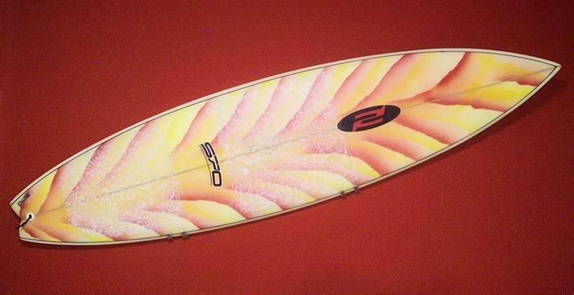 Prancha de Surf SPO 6.6 Cartaxo - imagem 1