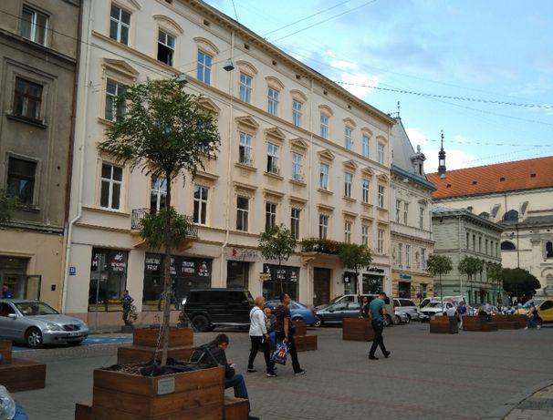Оренда приміщення в центрі Львова. Площа 340 кв.м.