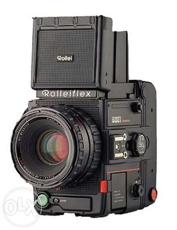Câmera fotográfica Rolleiflex 6001 Profissional