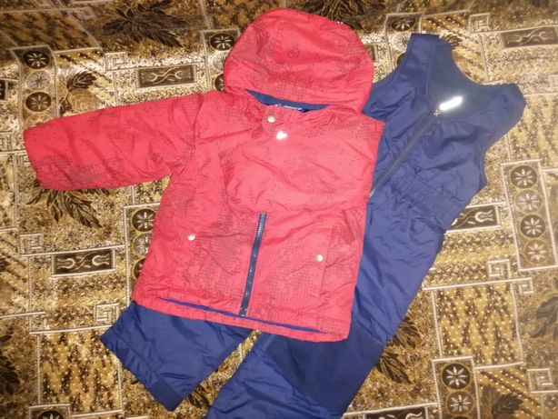 Детский зимний комбинезон Columbia Коламбия