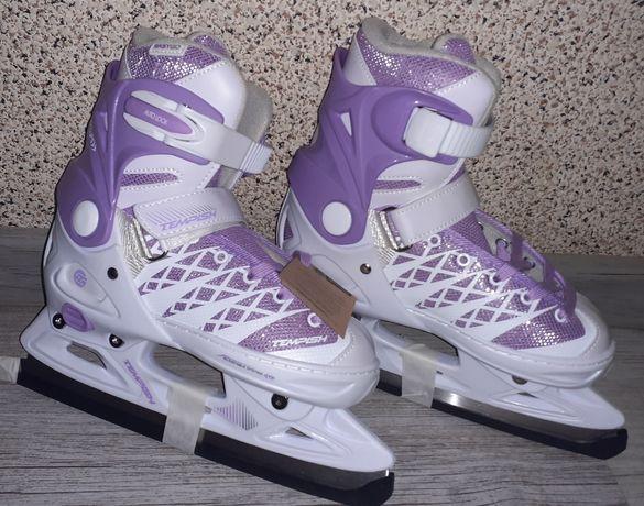 Tempish Clips Regulowane łyżwy dla dzieci  R. 37-40