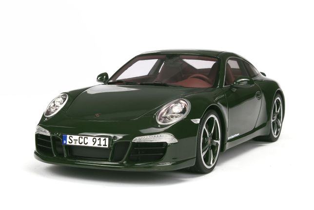 Porsche 911 (991) Carrera S Club Sport 2012 GT Spirit Escala 1:18