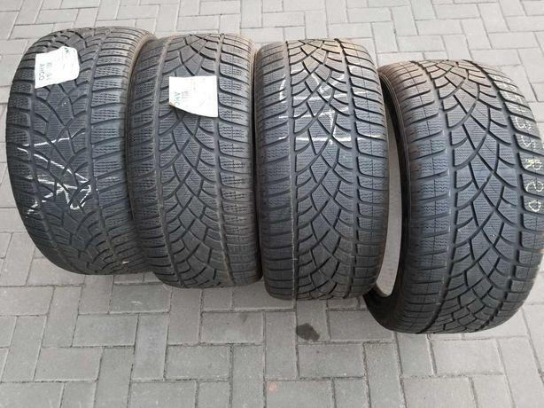 Шини зимові 275/35 R20 Dunlop Winter Sport 3D RO1