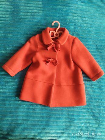Пальто і курточка для дівчинки 1-2р