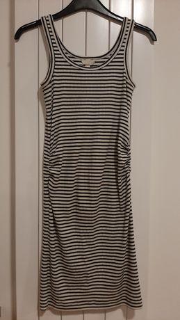 Sukienka ciążowa na ramiączkach h&m