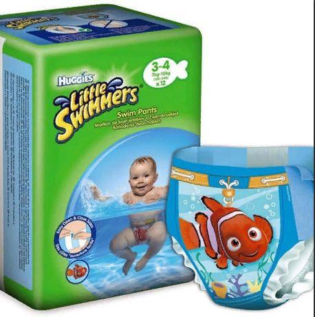 (памперсы) Подгузники для купания поштучно