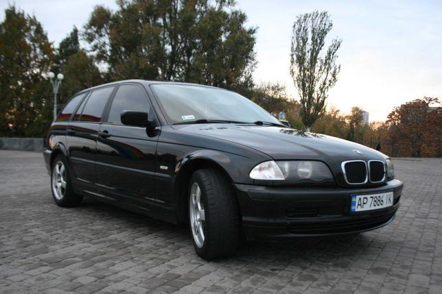 BMW 318i Е46 1,9 бензин