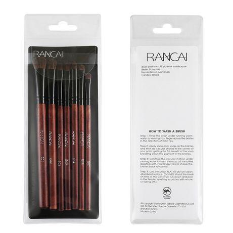 RANCAI Кисти для макияжа 7рс - Набор