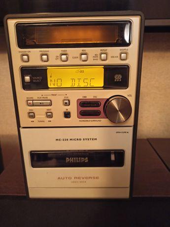 Mini wieża Philips mc220
