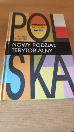 polska nowy podziakl terytorialny