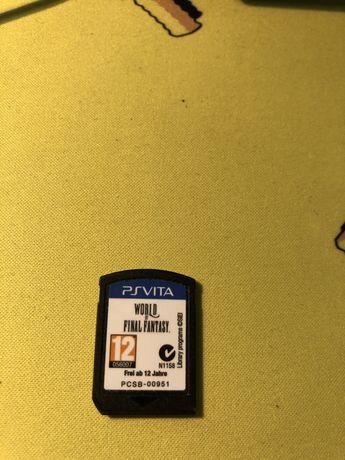 World of Final Fantasy PSV PS Vita