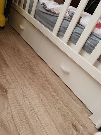 Szulfada pod łóżko dziecięce łóżeczko tapczanik 140 lub 160cm