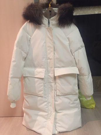 Пальто пуховик зима icon