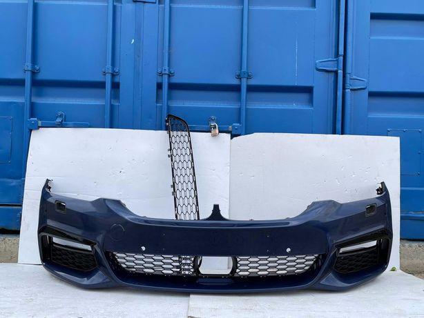 BMW G30 М пакет m pack, обвес (бампер в сборе)