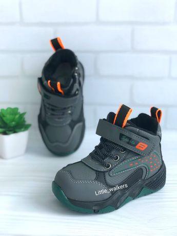 Деми ботинки /демісезонні черевики/хайтопи