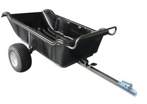 przyczepa ogrodowa wywrot ciągnik quad | SHARK ATV TRAILER GARDEN 680