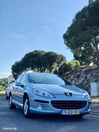 Peugeot 407 1.6 HDI NAVTEQ
