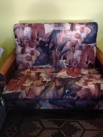 Kanapa fotel  rozkładany