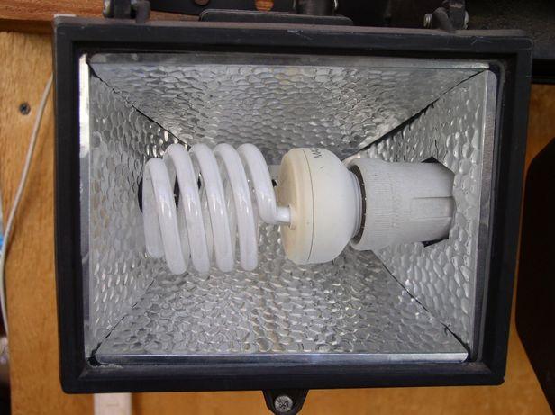 прожектор под энергосберегающую лампу Е27