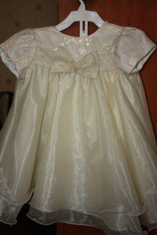 праздничное нарядное новогодние платье Rare Editions для принцессы