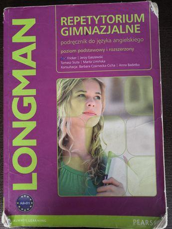 Angielski Longman repetytorium gimnazjalne