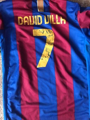 Koszulka FC Barcelona David Villa