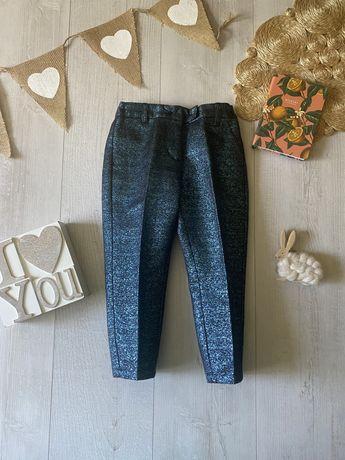 Блестящие брюки next 4 года