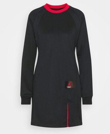 Sukienka damska z długim rękawem Nike JORDAN S