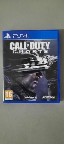 Jogo Ps4 Call of Duty - Ghost
