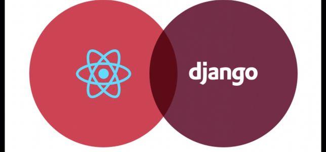 Репетитор python node react php django в скайп индивидуально