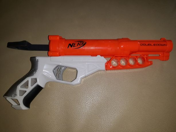 Nerf double down