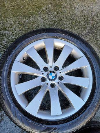 Oryginalne niemieckie alufelgi BMW 18 cali 5x120 245/50 R18