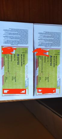 2 bilhetes NOS Alive dia 8 + seguro