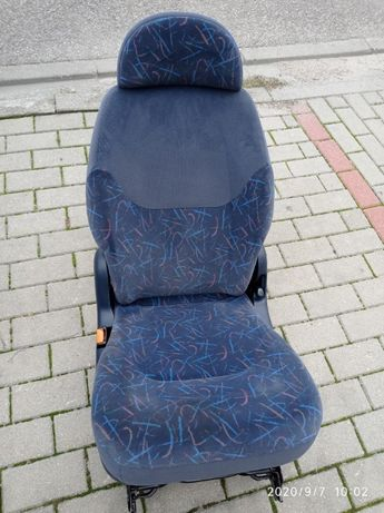 fotel samochodowy - alhambra sharan galaxy
