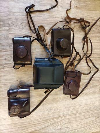 Stare futerały do aparatów