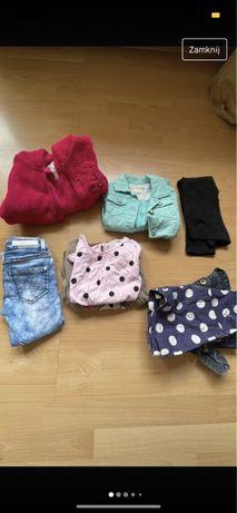 Zestaw ubran dla dziewczynki