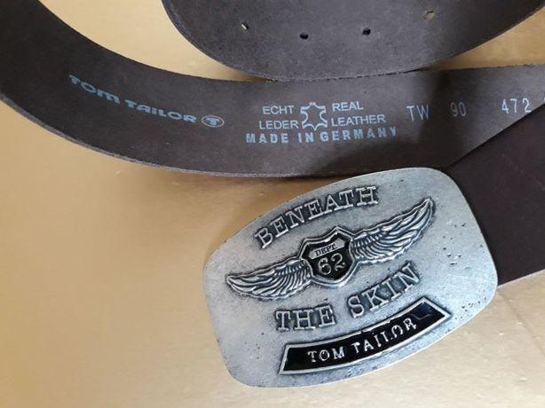 Ремень Tom Tailor Men's Full Leather.