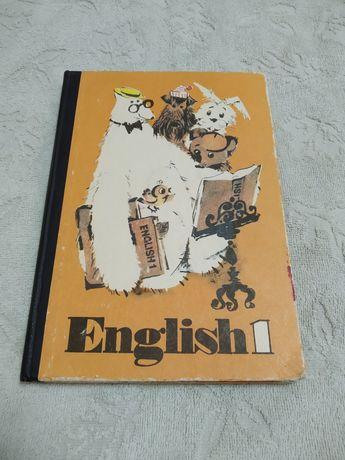 English 1. Учебник английского языка для 1 класса. Плахотник