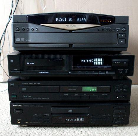 Cd проигрыватель Grundig CD 435 Dual CD 1035 Kenwood DP 1060 D-R350