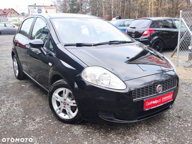 Fiat Grande Punto !2008!1.4 Benzyna!Klima!Alu!z Niemiec!Opłacony