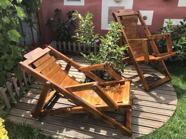 Cadeira/Espreguiçadeira de jardim.