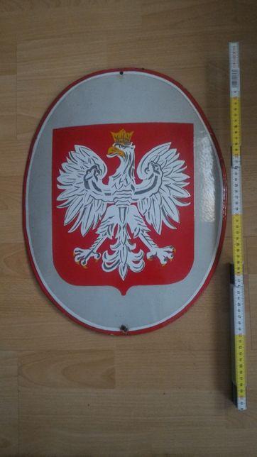 Szyld godło Polski