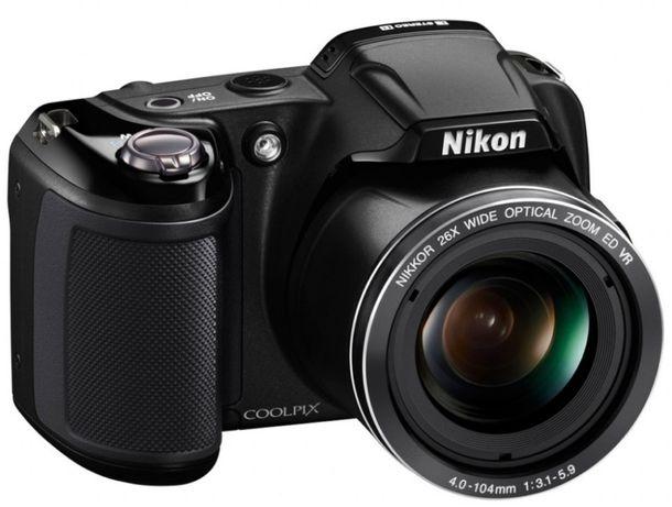 Nikon Coolpix L810 Black