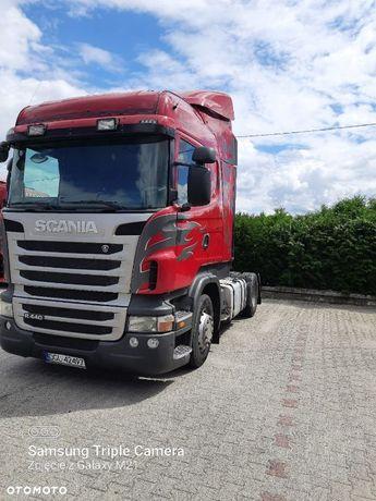 Scania R440  Sania R 440